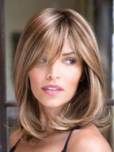 Female Synthetic Hair Capless 14 Inches 120% Wigs