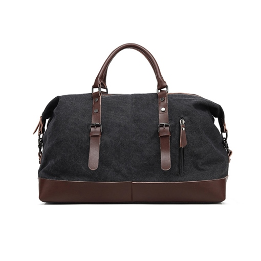 Canvas Thread Plain Travelling Men's Bags