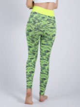 Thin Print Casual Fall Women's Leggings
