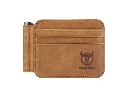 European Clutch Leather Wallet