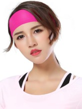Solid Solor Anti-Sweat Sport Headband