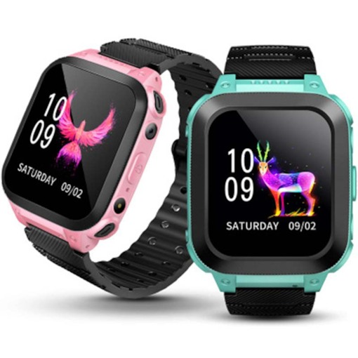 Smart Watch Kids Wristwatch Waterproof Child Phone Watch Smart Alarm Clock
