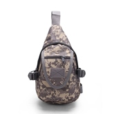 Unisex Oxford Shoulder Bag Army Men's Bags