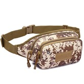 Waist Bag Unisex Oxford Army Bags