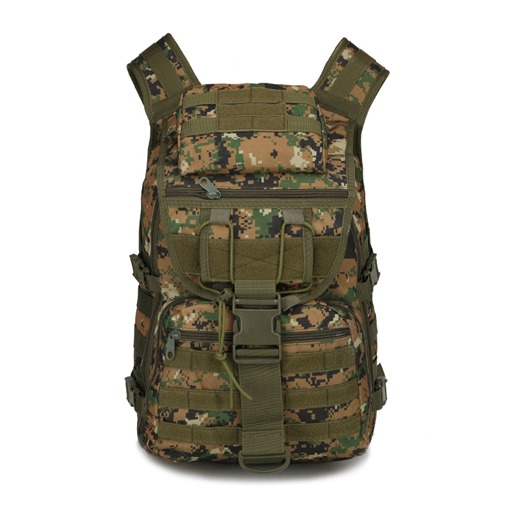Oxford Backpack Unisex Army Men's Bags