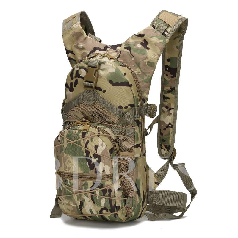 Backpack Unisex Oxford Army Men's Bags