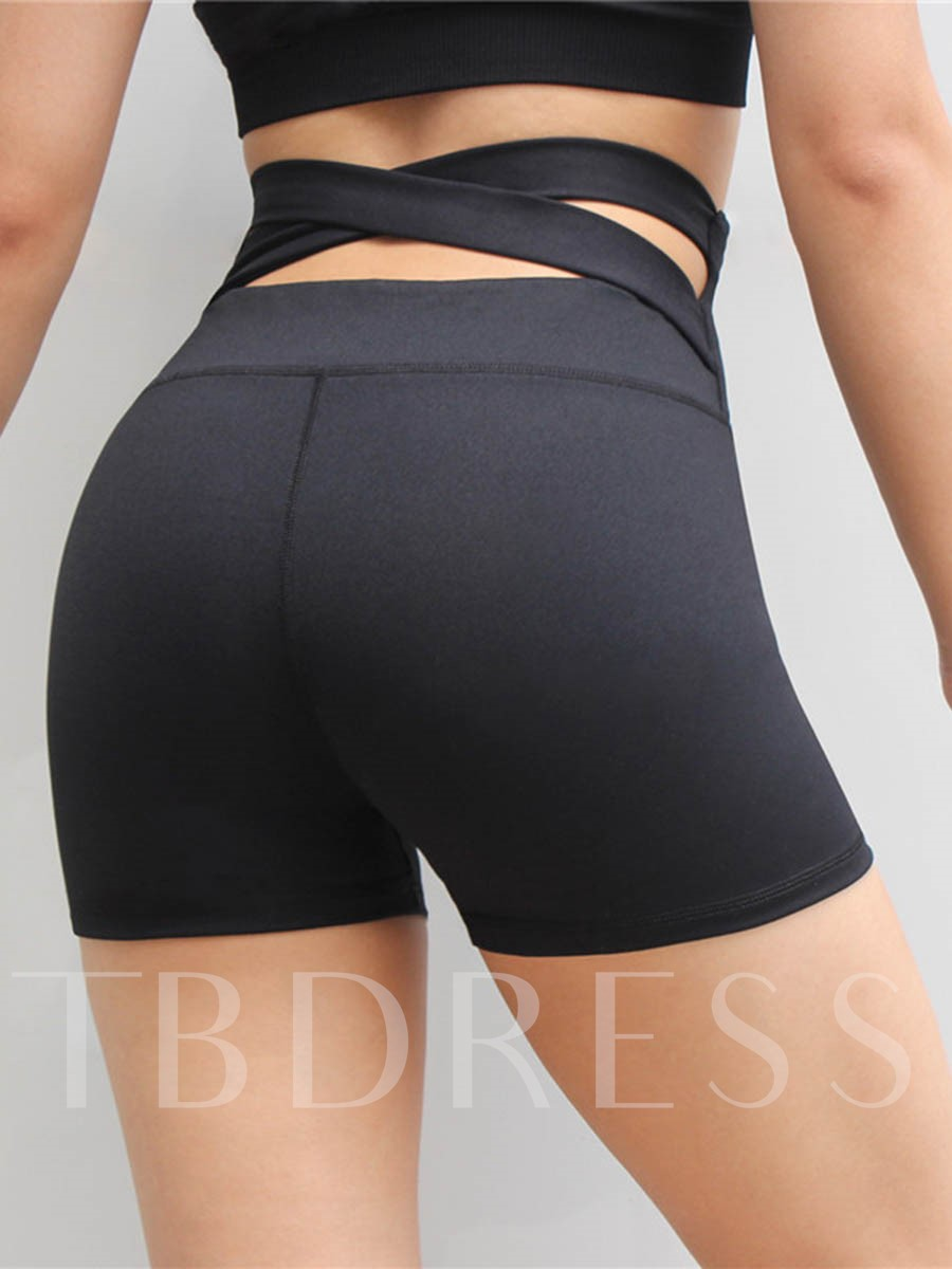 High Waist Quick Dry Sports Shorts for Women