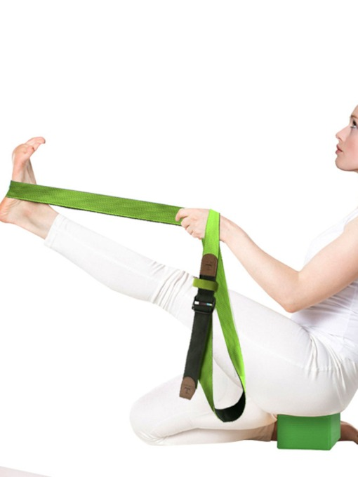 Cotton Yoga Stretching Belt