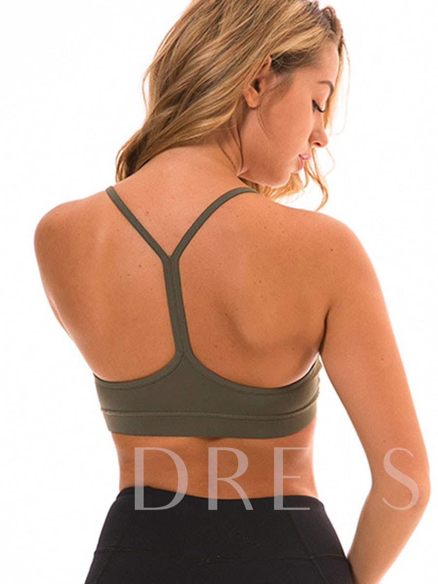 Quick-Dry Breathable Shockproof Push Up Sports Bra