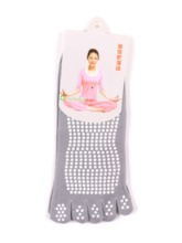 Cotton Short Anti-Sliding Deodorization Five Toe Socks