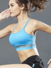 Plain Breathable Sports Bras