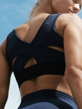 Breathable Shockproof Sports Bra