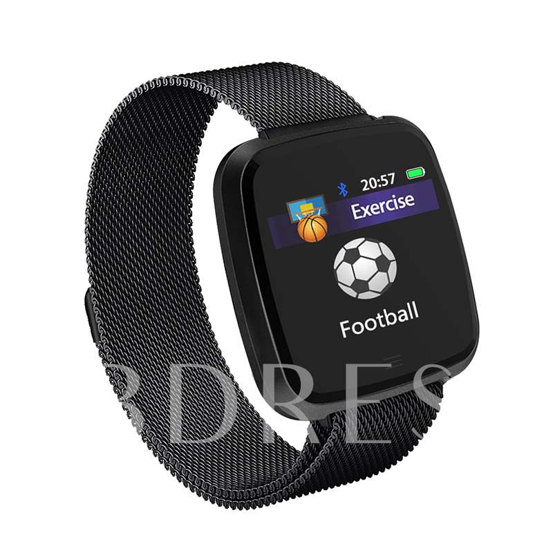 G12 Smartwatch Heart Rate Monitor Fashion Fitness Tracker for Android & IOS