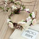 Floral Korean Hairband Wedding Hair Accessories