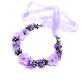Hairband Floral European Hair Accessories (Wedding)