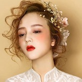 Head Flower Korean Floral Hair Accessories (Wedding)