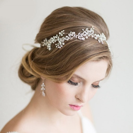 Hairband Diamante European Hair Accessories (Wedding)