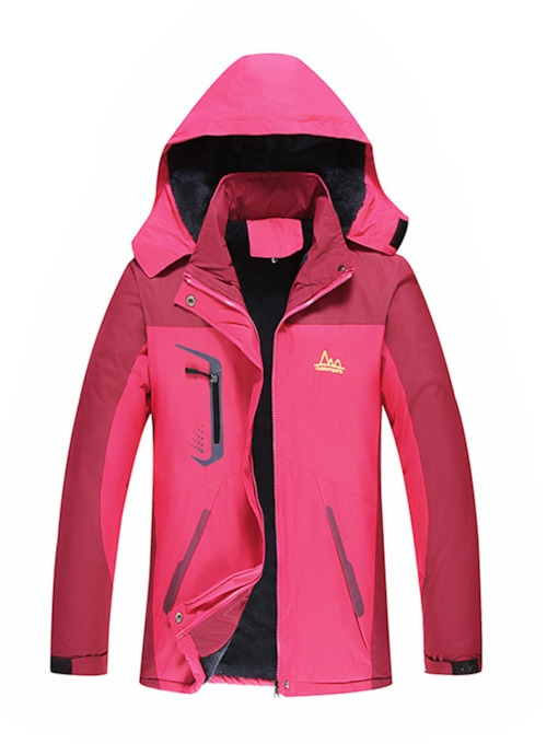 Thermal with Hood Women's Outdoor Jacket