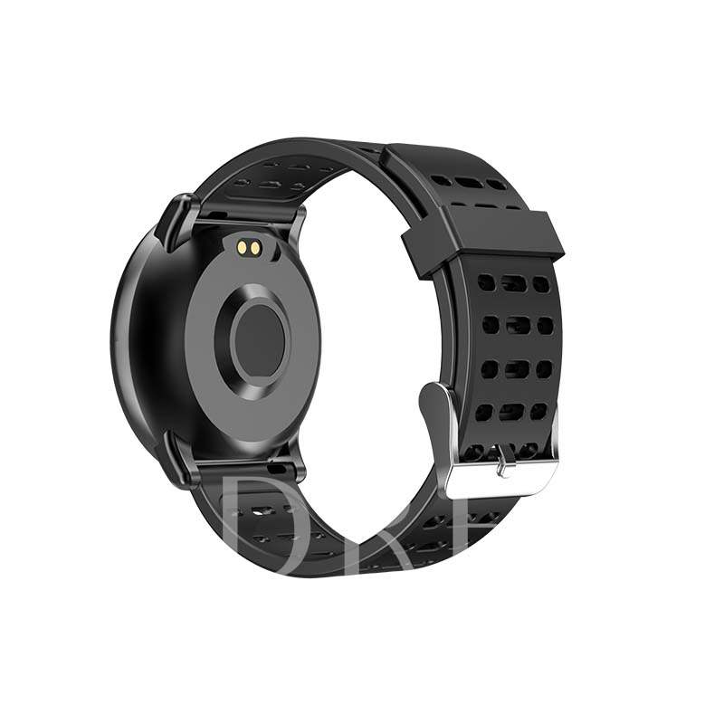 Q88 Smartwatch Bluetooth Big Screen Fitness Tracker Heart Rate Monitor for IOS & Andriod