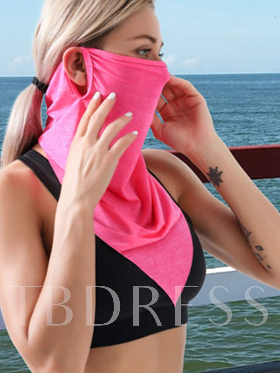 Silk Sun Block UV Protection Hood