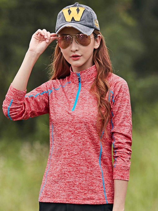 Outdoor Quick Dry Sports Tee for Women