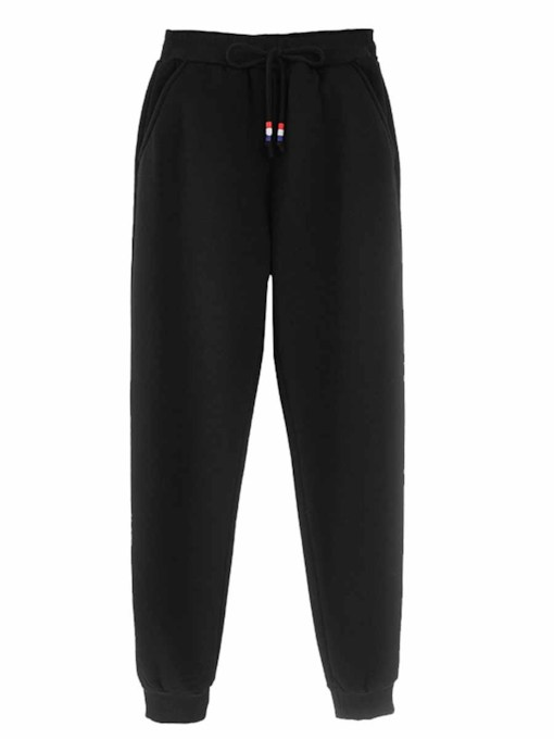 Solid Cashmere Thermal Pants for Women