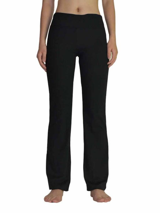 Solid Loose Sports Women's Long Pants