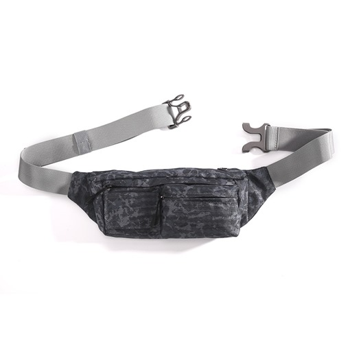 Nylon Thread Unisex Sports Fanny Pack