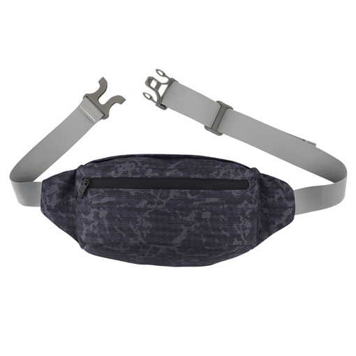 Thread Unisex Nylon Sports Waist Bags