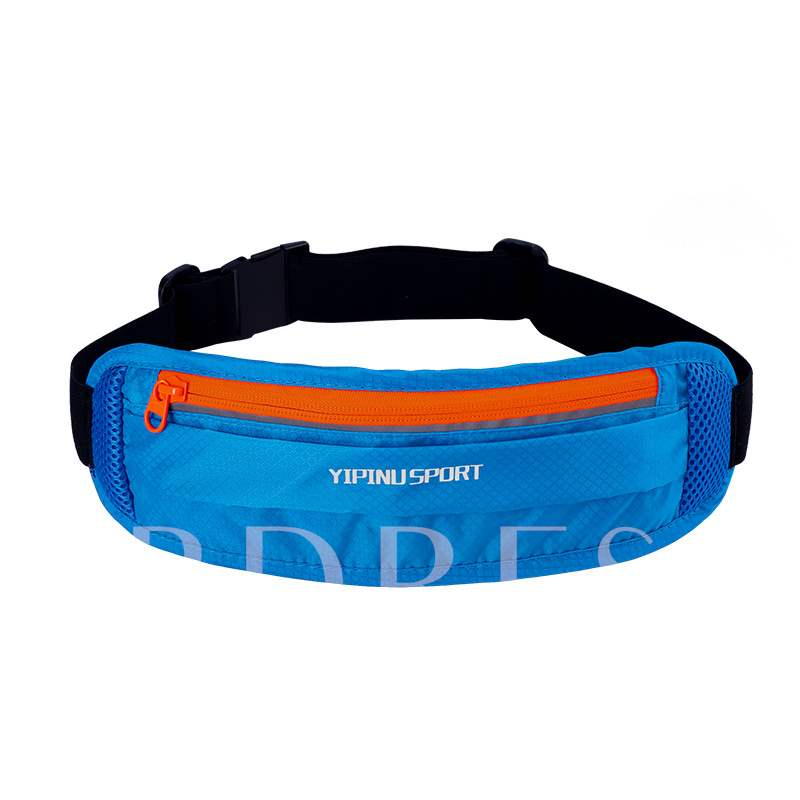 Nylon Print Unisex Sports Fanny Pack
