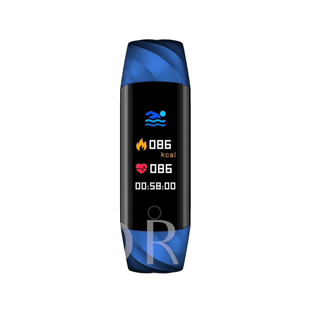S5 Touch-Screen Answer Call Activity Tracker for IOS Android Phones