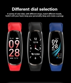 R16 Color Touch-Screen Waterproof Push Message or IOS & Android Phones