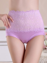High Waist Body Shaping Lace Panty for Women