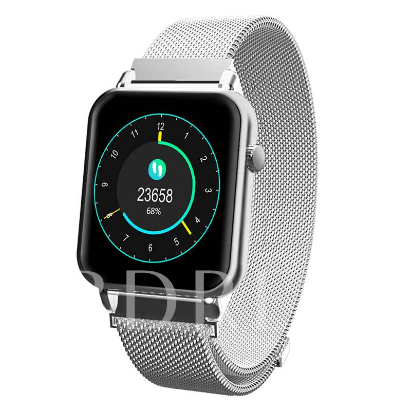 Smart Watch IP67 Waterproof Bluetooth Heart Rate Blood Pressure Smartwatch for Xiao mi Android IOS