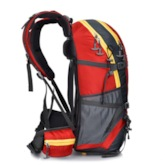 Patchwork Oxford Mountaineering Bag Outdoor Backpack