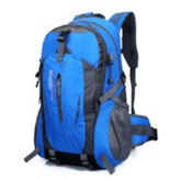 Nylon Color Block Travelling Outdoor Bags