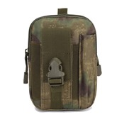 Unisex Oxford Waist Bag Army Outdoor Bags