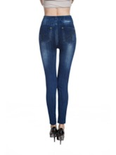 Polyester Thin Casual Women's Leggings