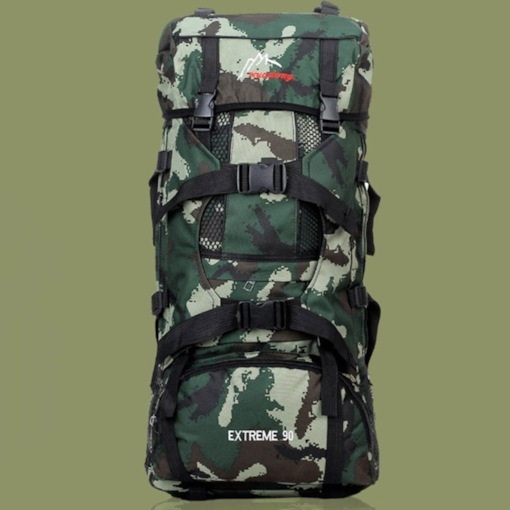 Backpack Nylon Male Army Outdoor Bags