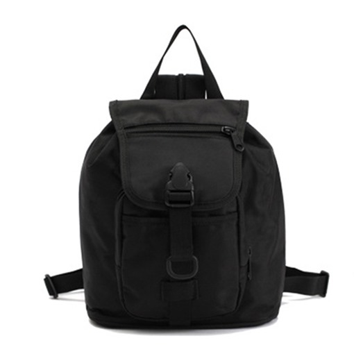 Plain Backpack Oxford Unisex Army Bags
