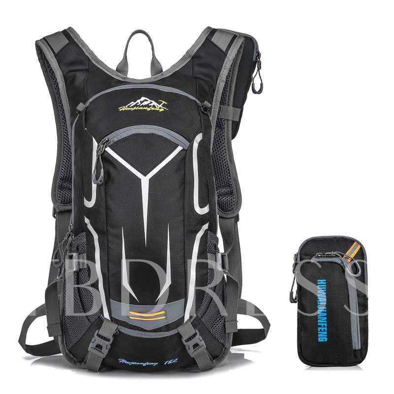 Thread Nylon Outdoor Bag Travel Backpack