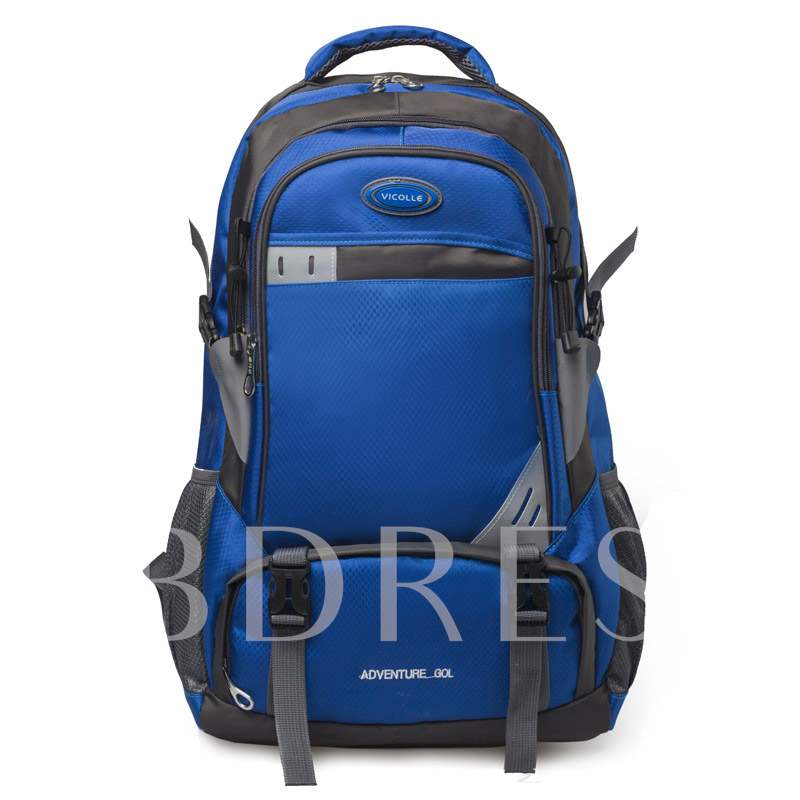 Thread Nylon Travelling Outdoor Bags Hiking Backpack