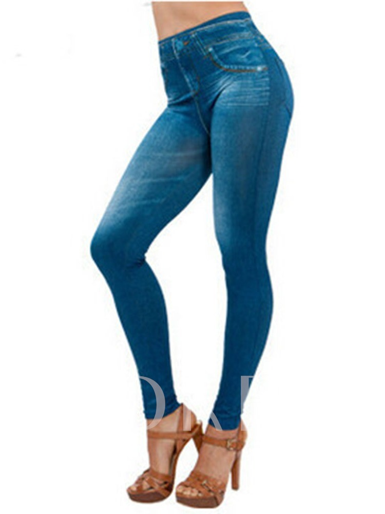 Polyester Thin Casual Fall Women's Leggings