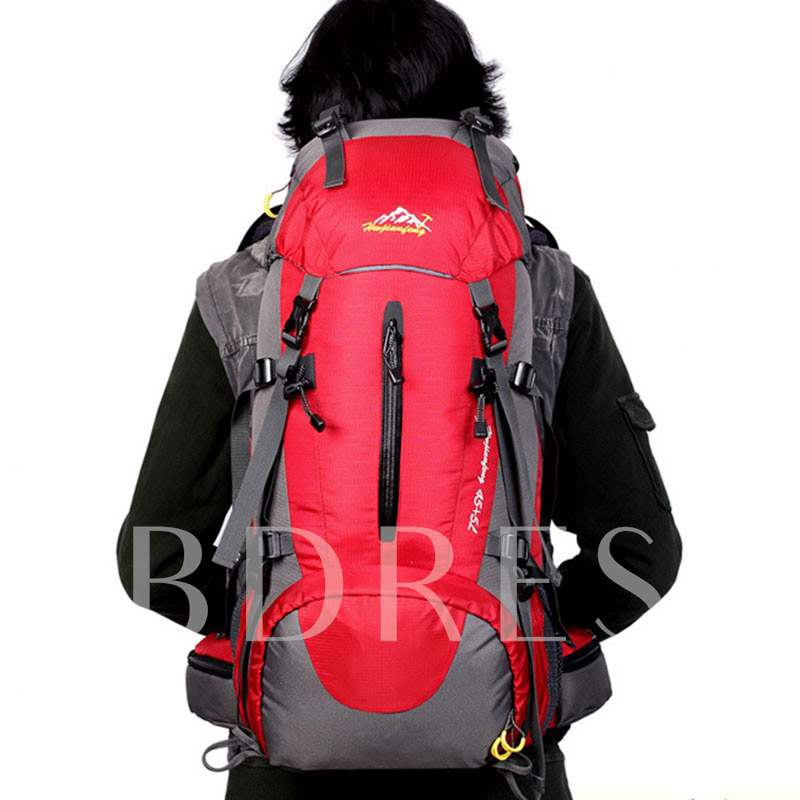 Nylon Patchwork Travelling Outdoor Bags