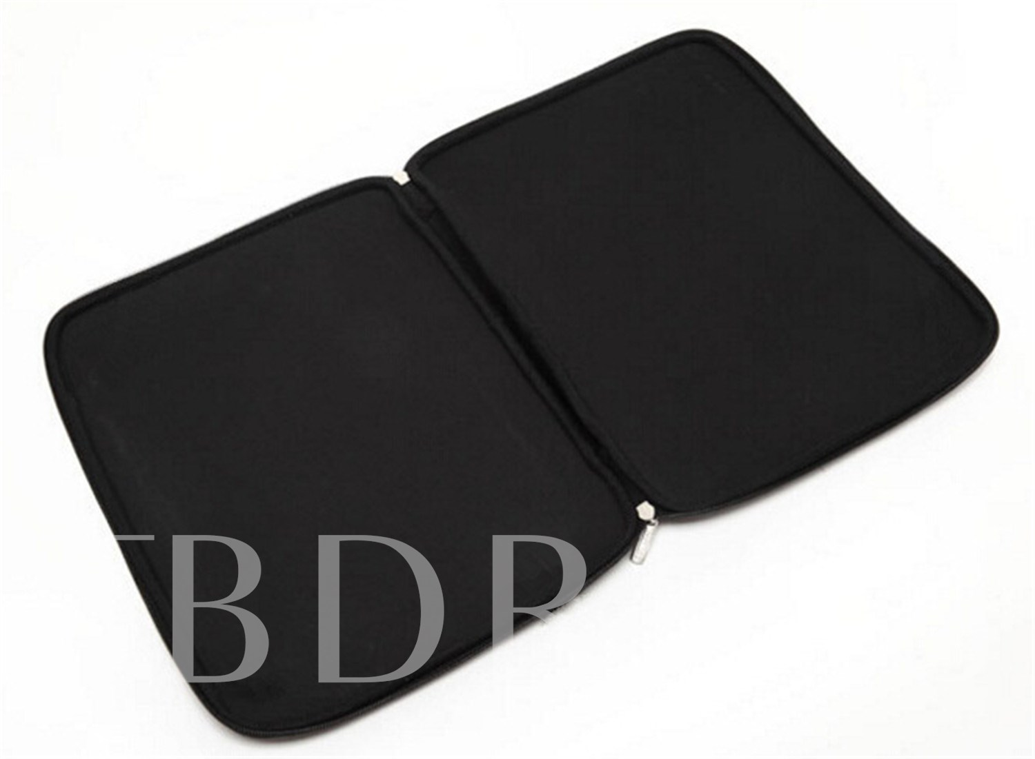 Office Plain Polyester Sleeve Case Laptop Bags