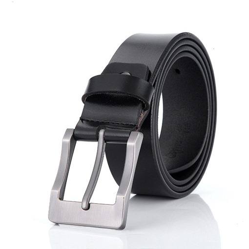 Hot Sale PU Leather Casual Pin Buckle Men's Belts