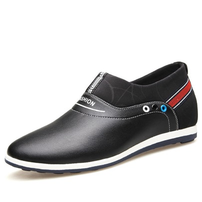 Slip-On Low-Cut Upper Thread Mens Driver Shoes Slip-On Low-Cut Upper Thread Men's Driver Shoes