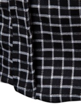 Casual Lapel Plaid Spring Men's Shirt