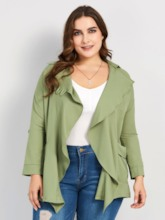 Trench-coat femme grande taille