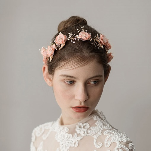New Style Sweet Floral Hair Accessories (Wedding)